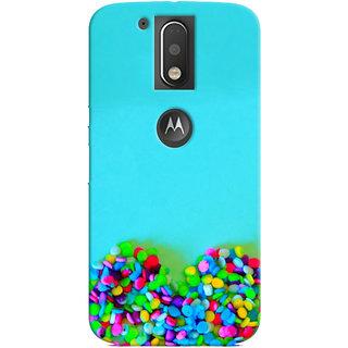 Stubborne Moto G4 Play Cover / Moto G4 Play Covers Back Cover Designer Printed Hard Plastic Case