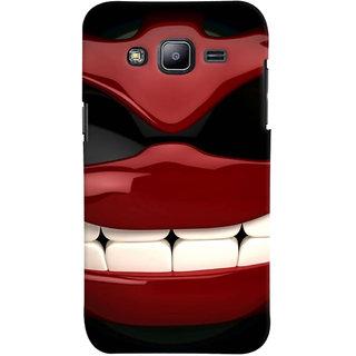 Stubborne Samsung Galaxy J2 Cover / Samsung Galaxy J2 Covers Back Cover Designer Printed Hard Plastic Case
