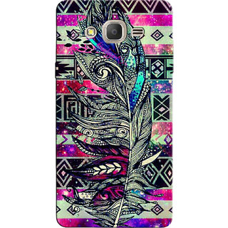 Stubborne Samsung Galaxy On 5 Pro Cover / Samsung Galaxy On 5 Pro Covers Back Cover Designer Printed Hard Plastic Case