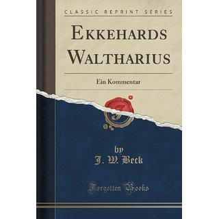 Ekkehards Waltharius