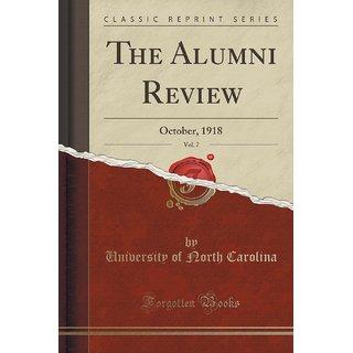 The Alumni Review, Vol. 7