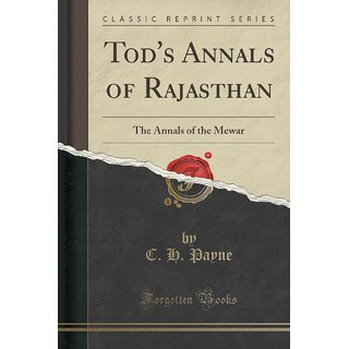Tod'S Annals Of Rajasthan