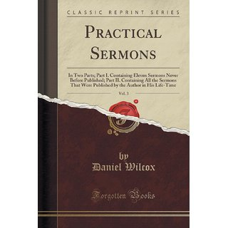 Practical Sermons, Vol. 3