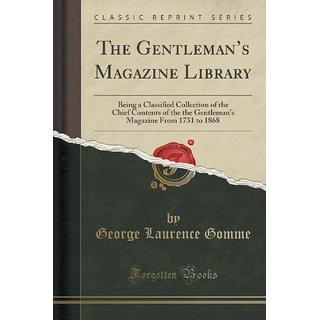 The Gentleman'S Magazine Library