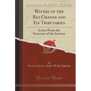 Waters Of The Rio Grande And Its Tributaries