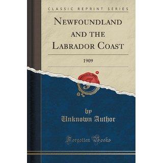 Newfoundland And The Labrador Coast