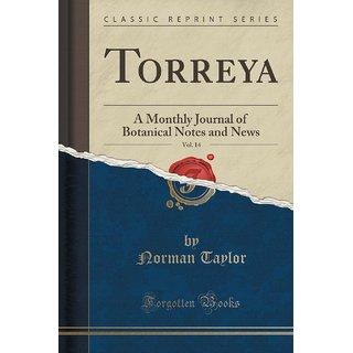 Torreya, Vol. 14