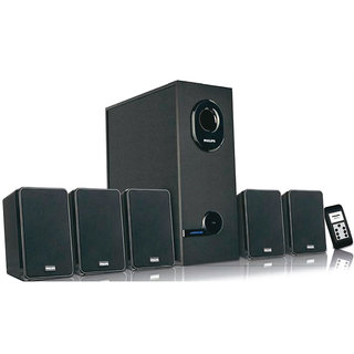 Philips DSP 2600 5.1 Multimedia Speakers