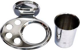 SSS - Glass Holder/Paste Holder/Tooth Brush Holder