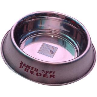 Pethub Quality And Stylish Ants Feeder Bowl-1600 ML