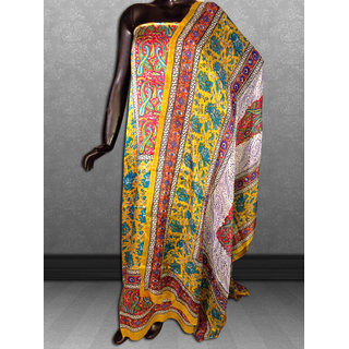Pakistani Suits 100% Pure Charmeuse Silk (Unstitched)