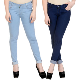 WOMEN DENIM BY X-CROSS