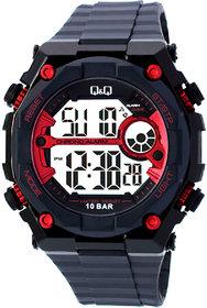 QQ Quartz Grey Round Men Watch 100M127J002Y