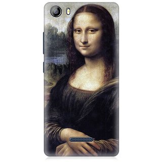 7Continentz Designer Back Cover For Micromax Canvas 5 E481