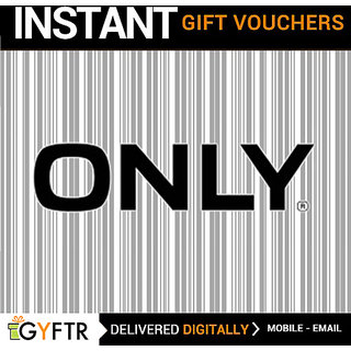 Only GyFTR Insta Gift Voucher INR 500