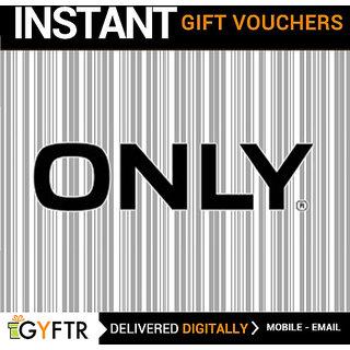 Only GyFTR Insta Gift Voucher INR 1000