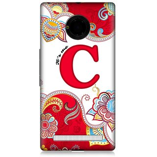 7Continentz Designer Back Cover For Micromax Yu Yuphoria