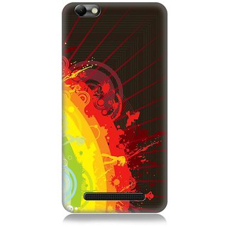7Continentz Designer Back Cover For Lenovo Vibe C