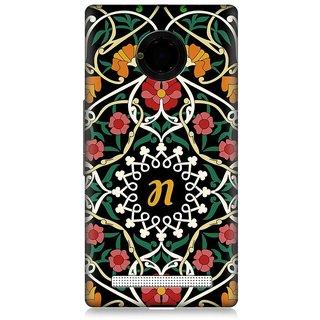 7Continentz Designer Back Cover For Micromax Yu Yuphoria