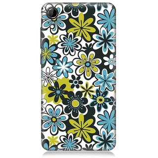 7Cr Designer back cover for HTC Desire 728