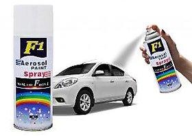 F1 Aerosol Spray White