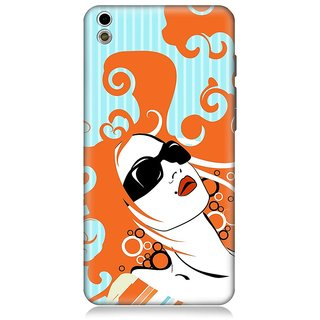 7Cr Designer back cover for HTC Desire 816