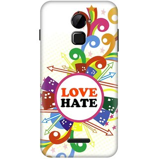 7Cr Designer back cover for Coolpad Note 3 Lite