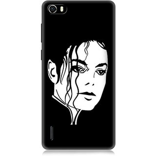 7Cr Designer back cover for Huawei Honor 6