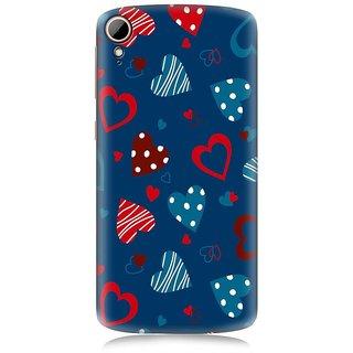 7Cr Designer back cover for HTC Desire 828