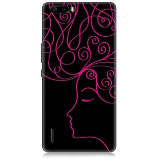7Cr Designer back cover for Huawei Honor 6 Plus