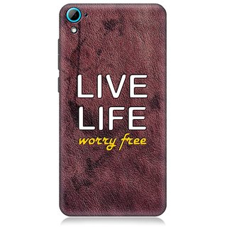 7Cr Designer back cover for HTC Desire 826