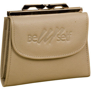The cute little womens frame purse in 100 genuine leather from eZeeBags - BY008v1.