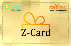 Zaffran Loyalty Cards