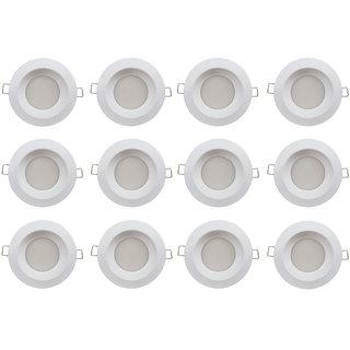 Bene LED 6w Leggero Round Ceiling Light, Color of LED White (Pack of 12 Pcs)