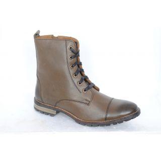Delize Men's Olive Boots