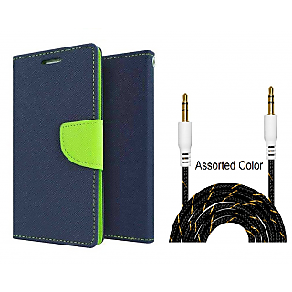 HTC One M9   Credit Card Slots Mercury Diary Wallet Flip Cover Case
