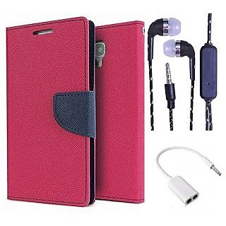 Samsung Galaxy A8  Credit Card Slots Mercury Diary Wallet Flip Cover Case