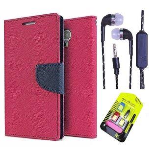 Lenovo Vibe P1  Credit Card Slots Mercury Diary Wallet Flip Cover Case