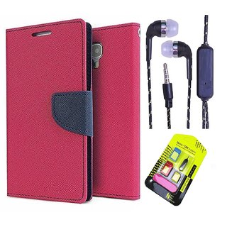 Nokia XL  Credit Card Slots Mercury Diary Wallet Flip Cover Case