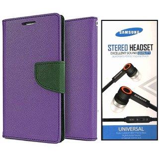 Samsung Galaxy J7  Credit Card Slots Mercury Diary Wallet Flip Cover Case