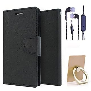 Samsung Galaxy A3  Credit Card Slots Mercury Diary Wallet Flip Cover Case