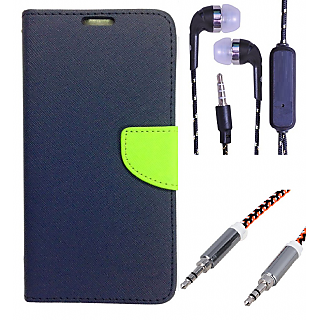 Micromax Canvas Juice 2 AQ5001  Credit Card Slots Mercury Diary Wallet Flip Cover Case