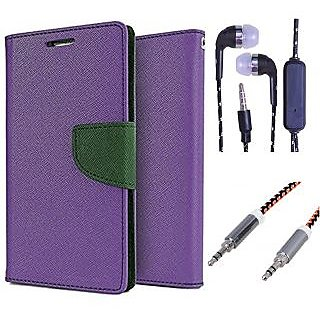 Reliance Lyf Flame 1  Credit Card Slots Mercury Diary Wallet Flip Cover Case