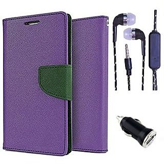 OnePlus Two  Credit Card Slots Mercury Diary Wallet Flip Cover Case