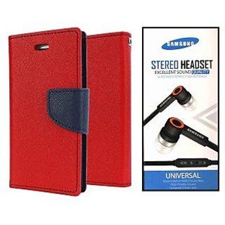 Samsung Galaxy Core 2 SM-G355  Credit Card Slots Mercury Diary Wallet Flip Cover Case