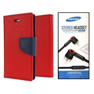 Micromax Canvas Knight A350  NEW FANCY DIARY FLIP CASE BACK COVER