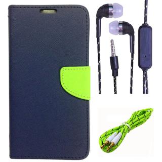 Samsung Galaxy Core I8262  Credit Card Slots Mercury Diary Wallet Flip Cover Case