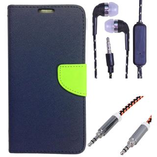 Lenovo A6000  Credit Card Slots Mercury Diary Wallet Flip Cover Case
