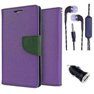 Sony Xperia T2  Credit Card Slots Mercury Diary Wallet Flip Cover Case