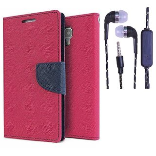 Reliance Lyf Water 5  NEW FANCY DIARY FLIP CASE BACK COVER